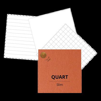QUART Sketch (Slim 7x7cm)