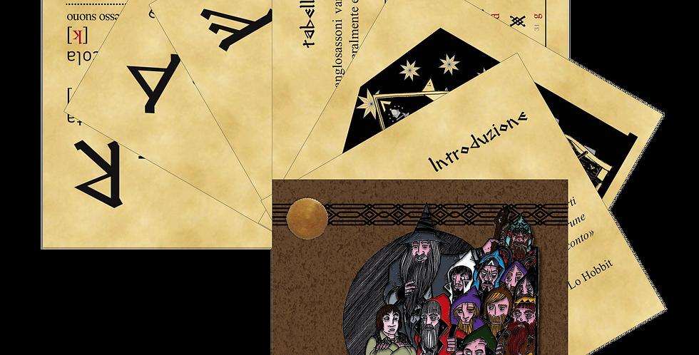 4 - Le rune dello Hobbit (QUART Slim)