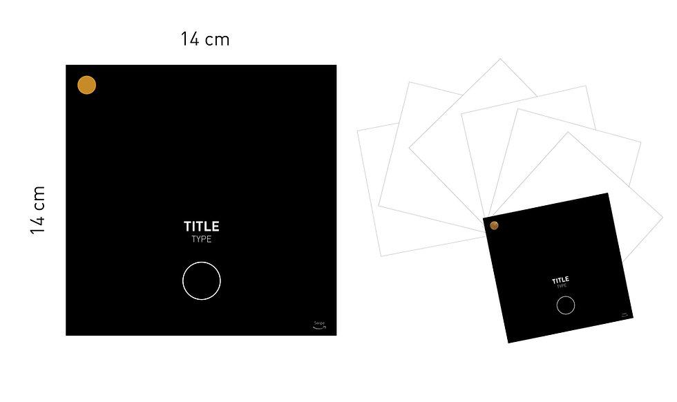 Quart screen design