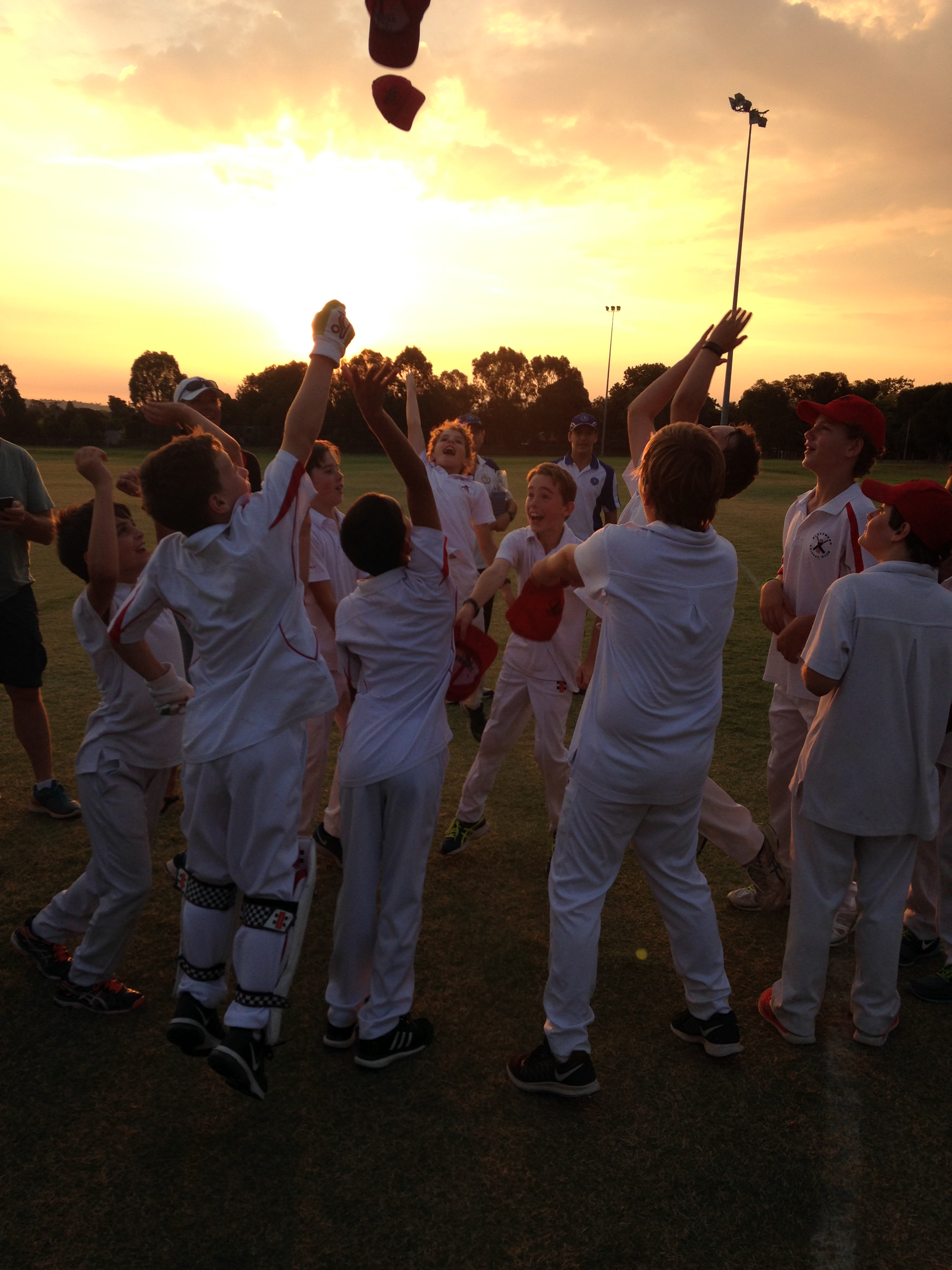 The Joy of Cricket - Fri U12C premiers