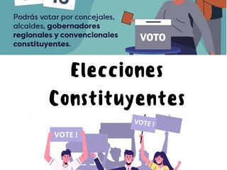 Educación Cívica: Candidatos a Constituyentes de Ñuble