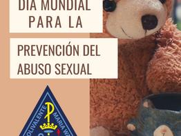 Dia Mundial para la prevención del abuso sexual en la infancia