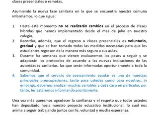 Informativo - Julio 2021