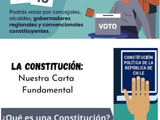 Educación Cívica: La Constitución, nuestra carta fundamental