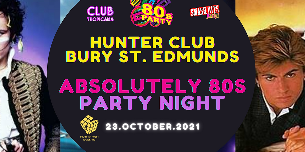 Absolutely 80s Retro Party Night
