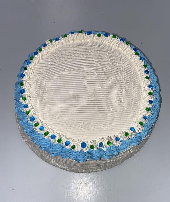 Large Round Cake _ $21.95