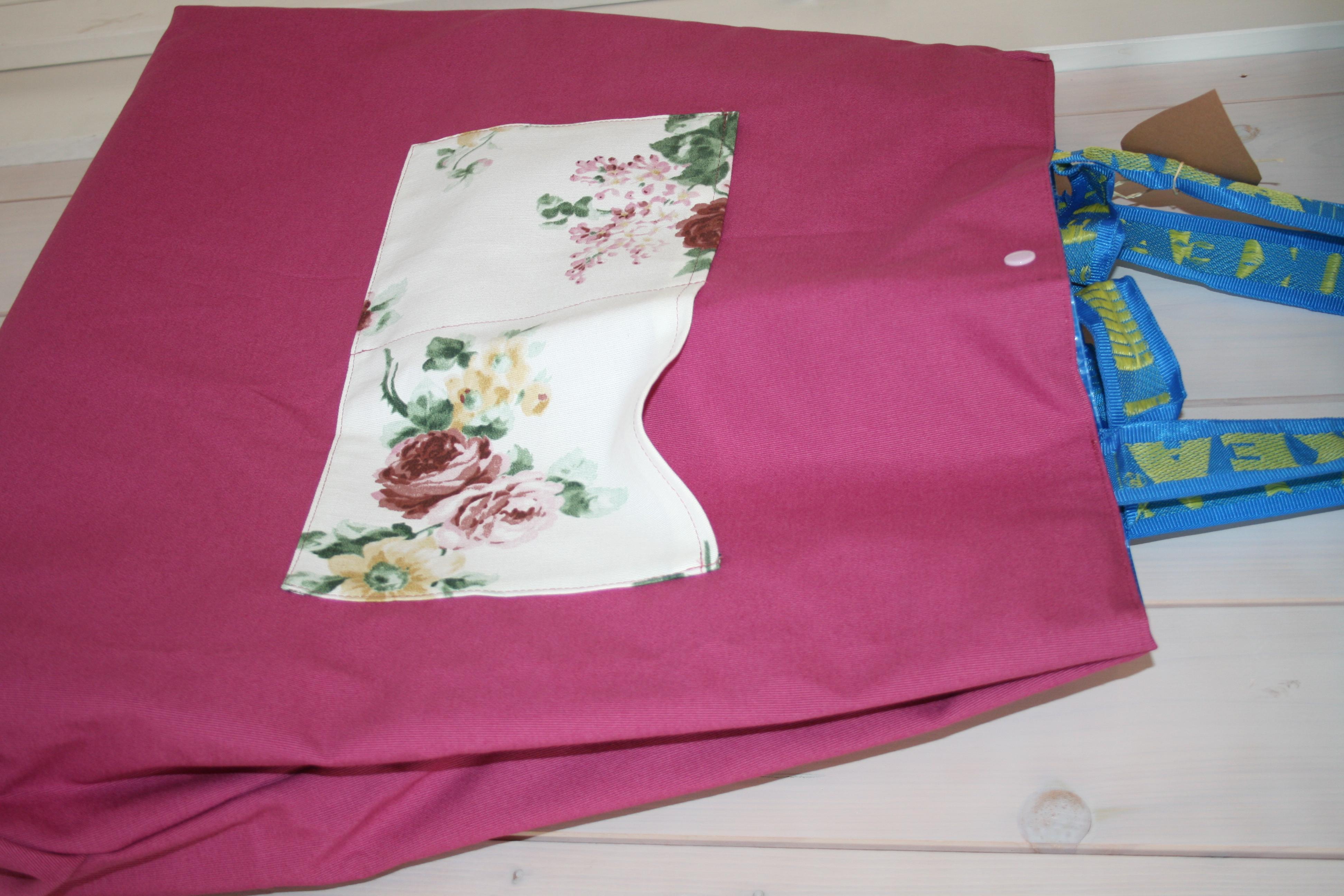 Badetasche pink