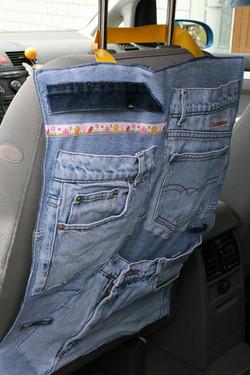 Autolehnen-Taschen