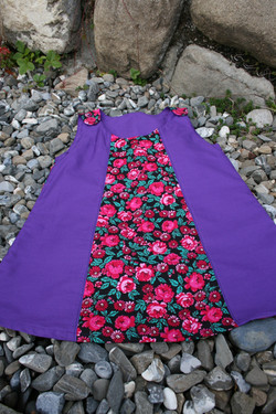 Kleid Grösse 104/110 kurz