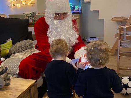 Last christmas... mit den Twins