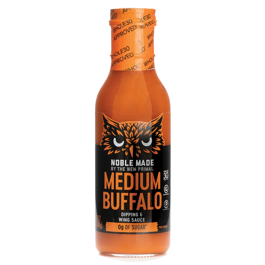 Noble Made Buffalo Sauce