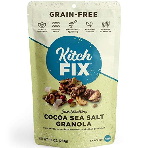 Kitchfix granola
