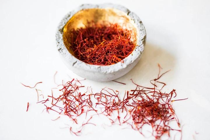 Saffron by Rumi