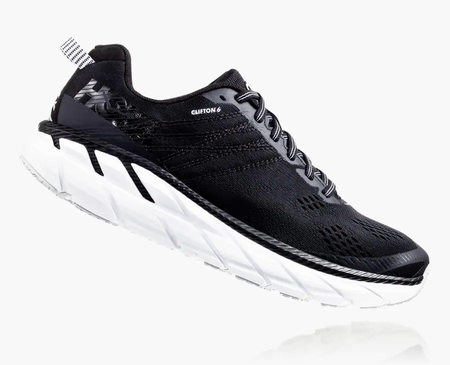 Hoka Black Running Shoes