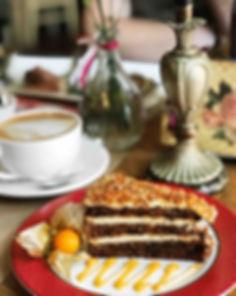 Десерты ресторан Гости малая морская 13