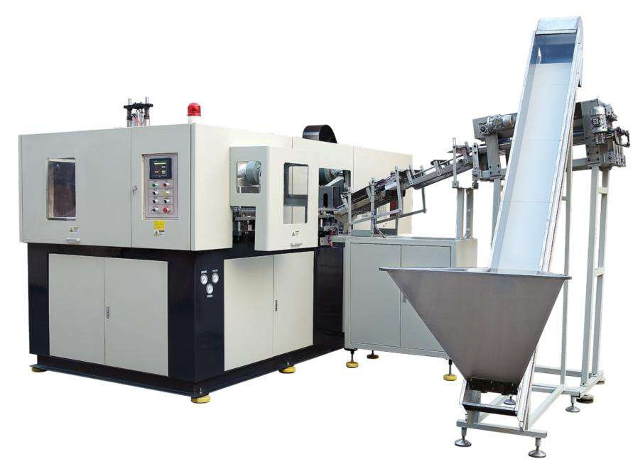 High Speed Full Automatic PET Blow Moulding Machine