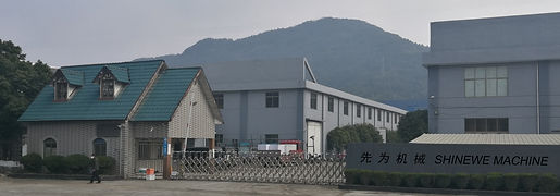 shinewe machine factory