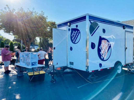 Generous Donation Leads to Expanded Mobile Shower Services