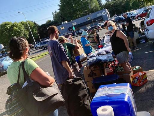 Oregon City - August