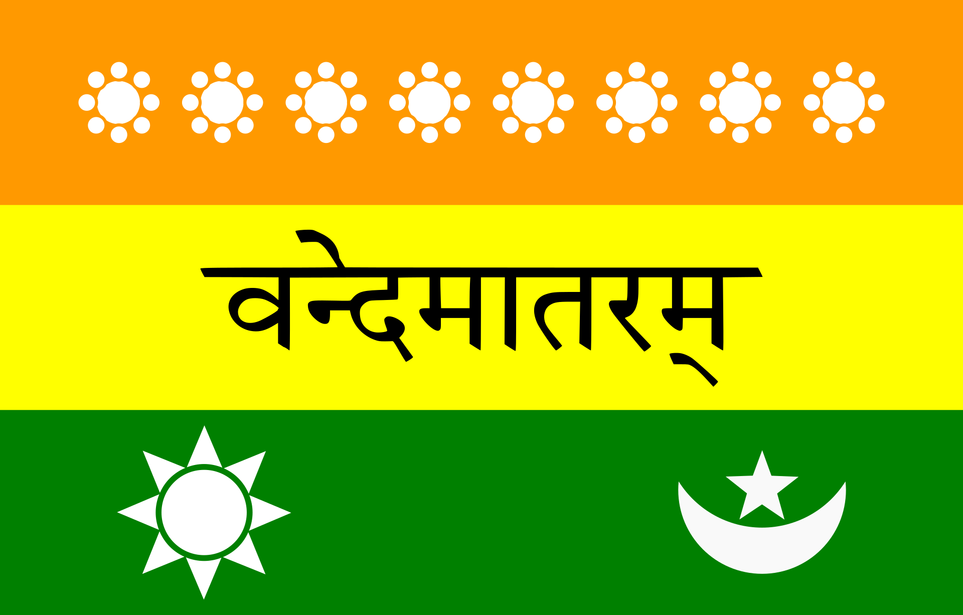 Calcutta Flag (1906)
