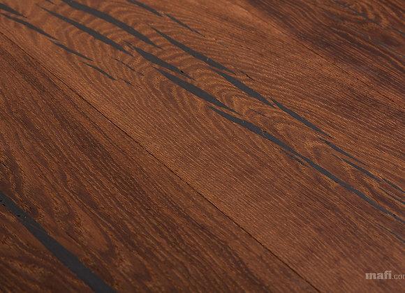 Tiger Oak Black Color Filler Brushed