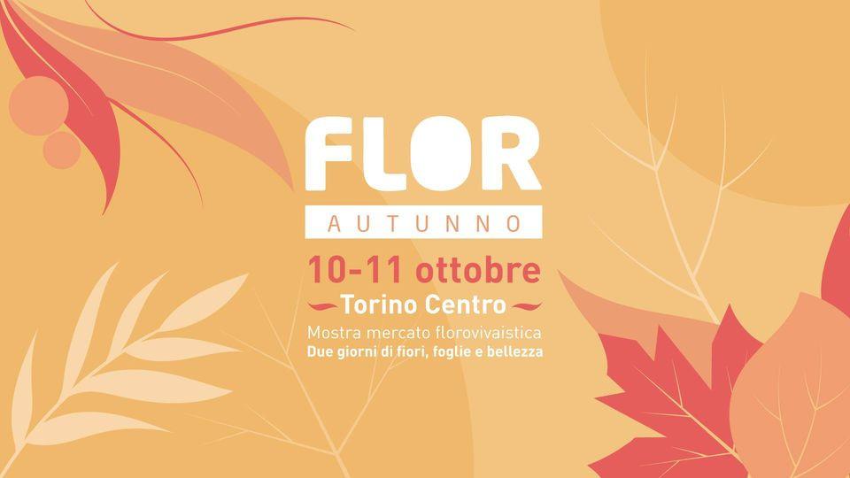 Flor Autunno 2020, Torino 10-11 Ottobre, le ceramiche di Nericata ci sono!
