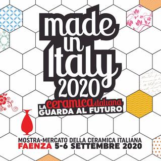 5 e 6 settembre Nericata alla Mostra mercato della ceramica italiana a Faenza