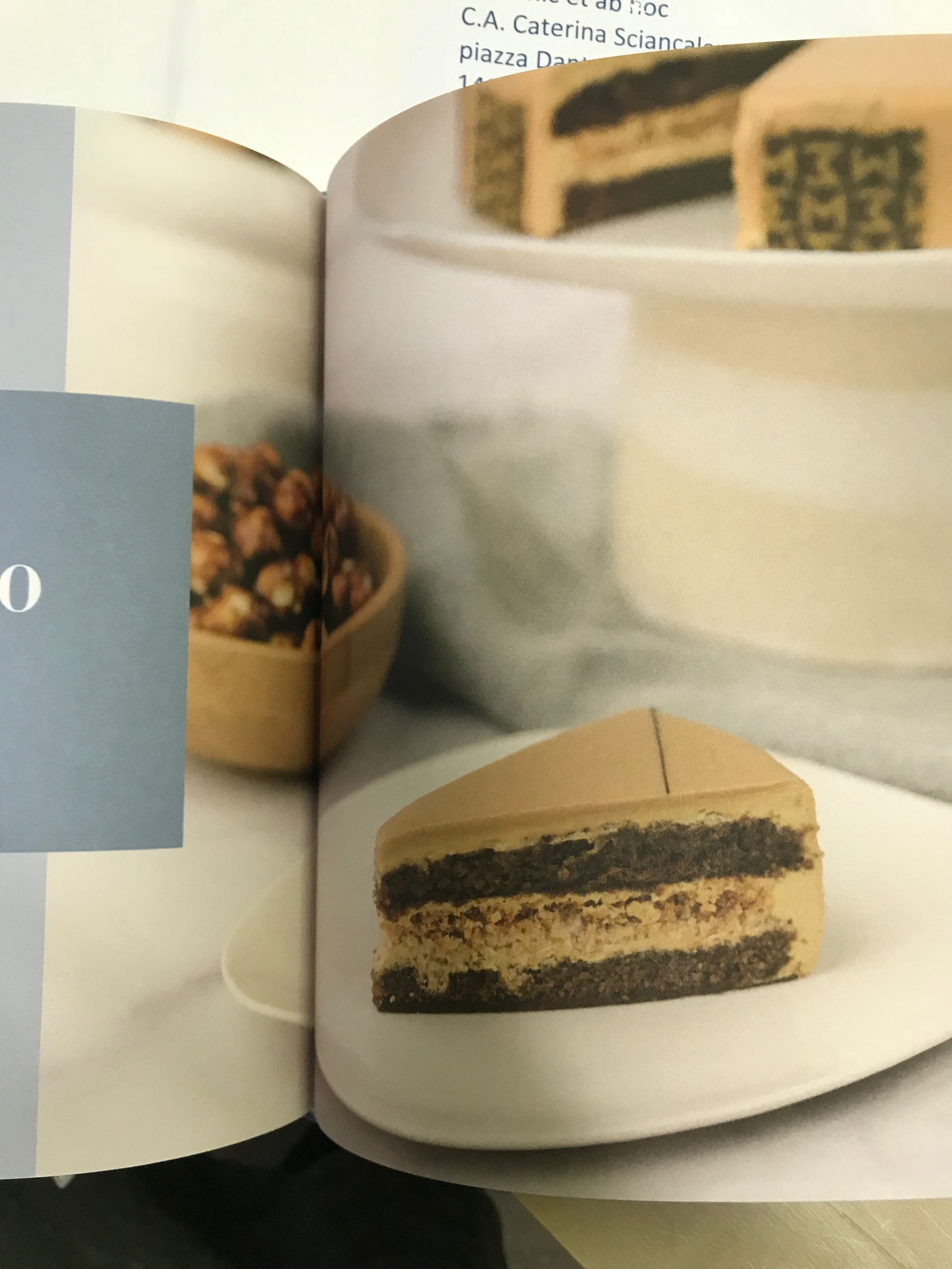 le creazioni di Iginio Massari e le ceramiche di Nericata