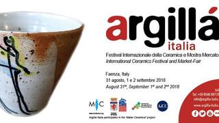 Nericata ad Argillà Italia (Faenza, 31/8 - 2/9 2018)