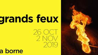 Nericata ai Grands Feux - La Borne (Francia), 26/10 - 2/11/2019
