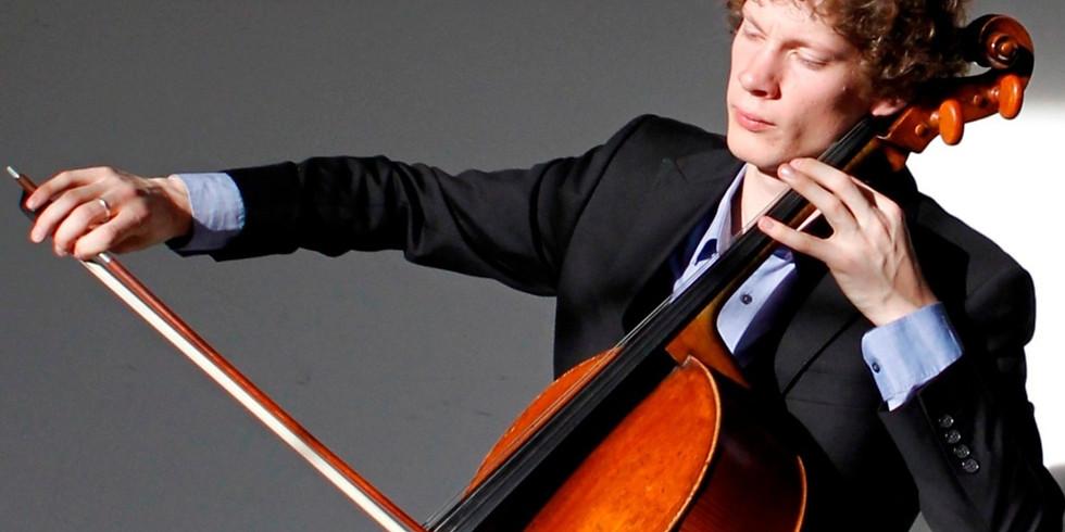 Alexander Rolton, Cello Recital