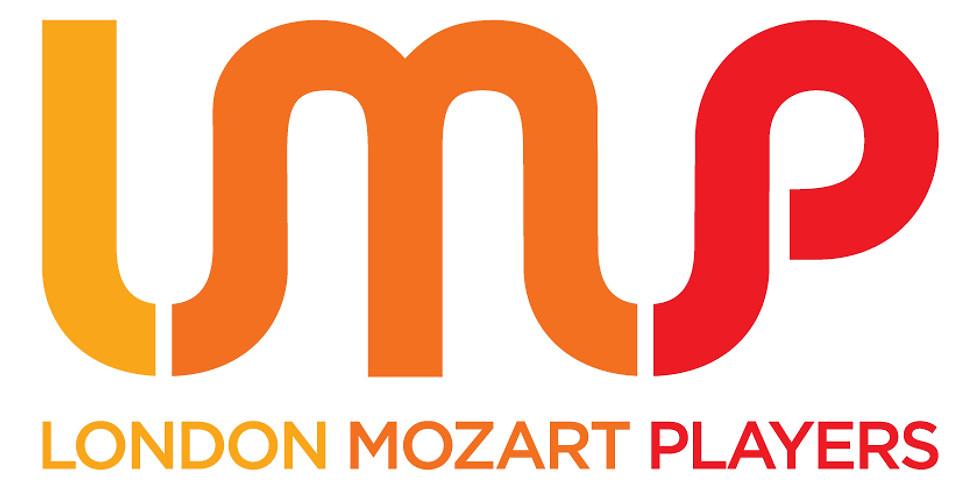 Afternoon Tea/ London Mozart Players StringTrio Concert  (1)