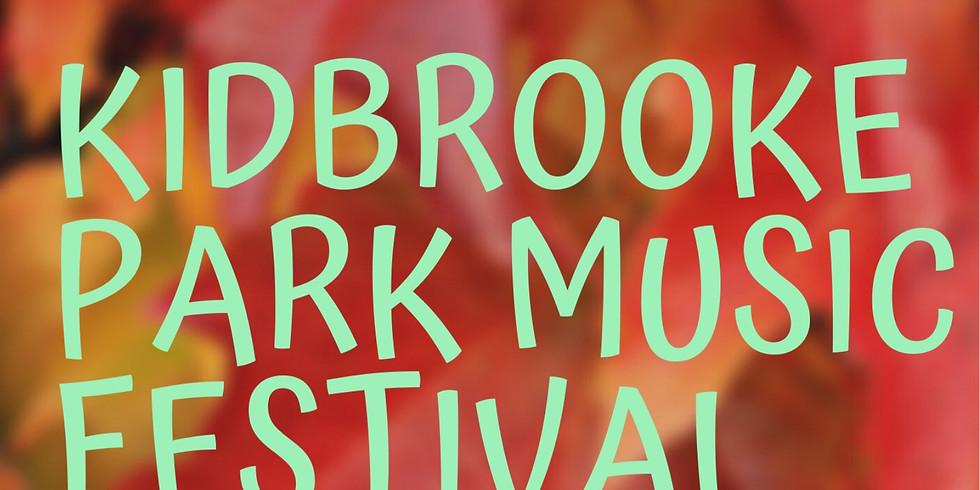 Kidbrooke Park Music Festival October 2020