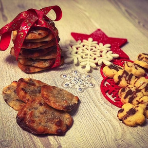 Shortbread cookies aneb skotské máslové sušenky