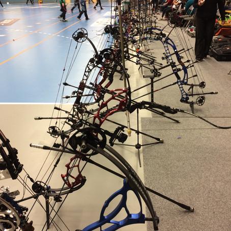 Plus de 300 archers à Chambray !
