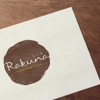 """""""Rakuna"""" logo"""
