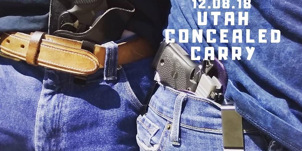 OGDEN - Concealed Carry Class