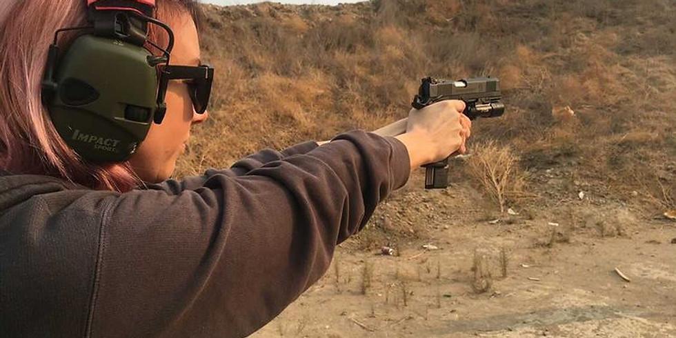 Handgun Tactics