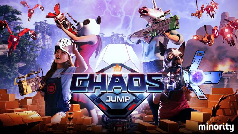 CHAOS JUMP SQUAD