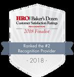 HRO Baker's Dozen 2018 Ranked #2