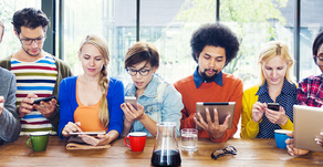 Attracting and Retaining Digital Natives With Social Recognition