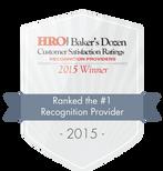 HRO Baker's Dozen 2015 Ranked #1