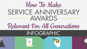 How to Make Service Anniversary Awards Relevant for All Generations