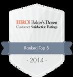HRO Baker's Dozen 2014