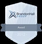 Brandon Hall Award 2012