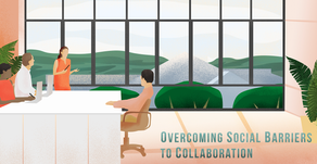 Overcoming Social Barriers to Collaboration