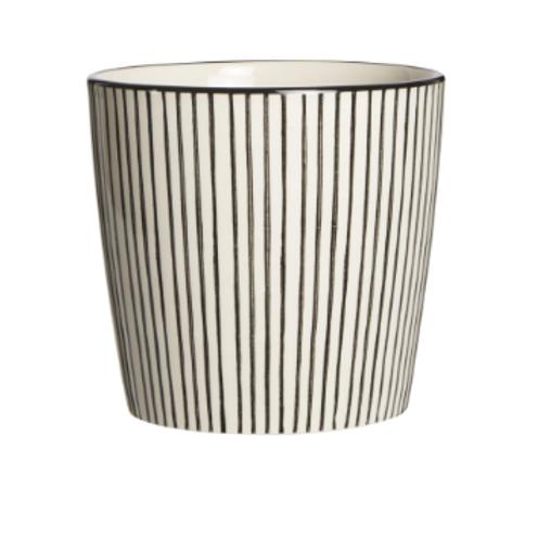 Becher Casablanca Stripes - Ib Laursen