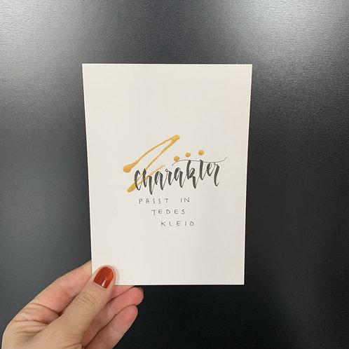 Deine individuelle Postkarte