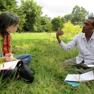Ethiopian Education Fund Steph & Zelalem