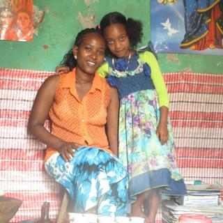 Ethiopian Education Fund Tigist & Tsion